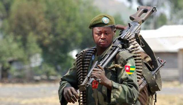 Togo, Faure Gnassingbé : Le dialogue sur le bout des lèvres, les armes à la main.