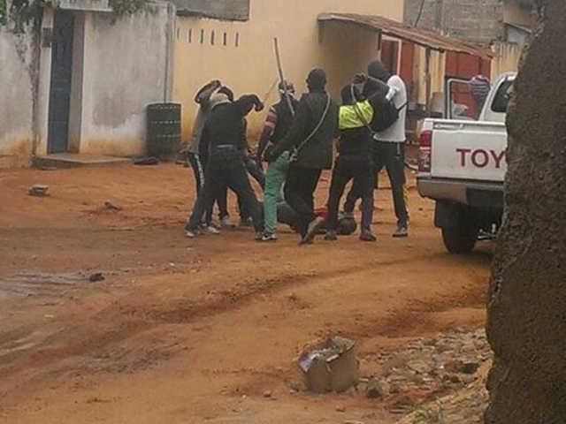 Togo : La peur gagne les rangs des miliciens.