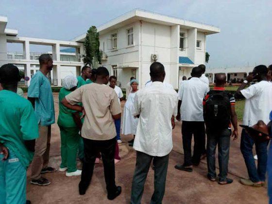 Togo, CHR Lomé Commune : Mouvement d'humeur du personnel…