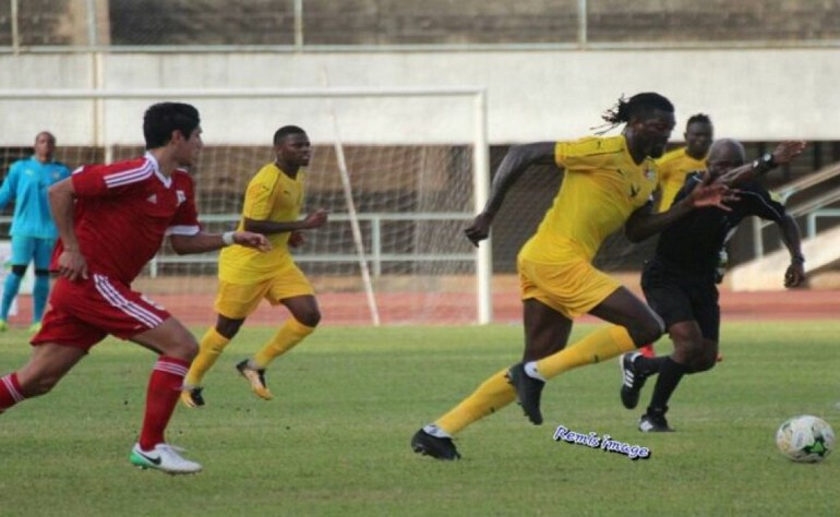 Les Éperviers du Togo ont battu les Dodos de l'Île Maurice 6 buts à 0