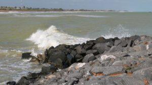 Tournée de sensibilisation sur les côtes togolaises : Attention à la marée haute!