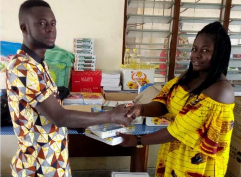 La Plateforme «Actu Togo» au chevet des orphelins de l'association ACS