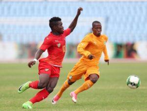 Tournoi de l'UFOA: le Togo éliminé par la Côte d'Ivoire aux tirs aux buts