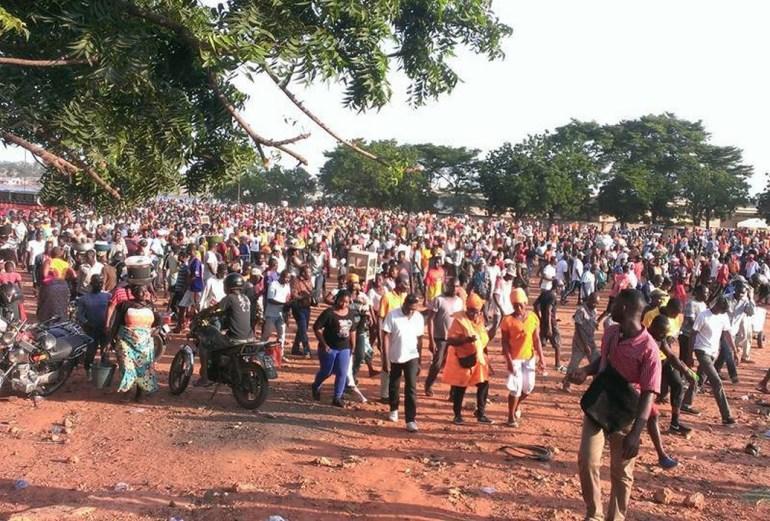 Opposition togolaise : Voici la nouvelle stratégie pour les 28, 29 et 30 septembre