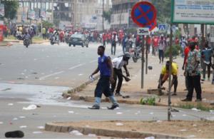 Manifestations à Mango: un enfant tué, des blessés, des personnes arrêtées…