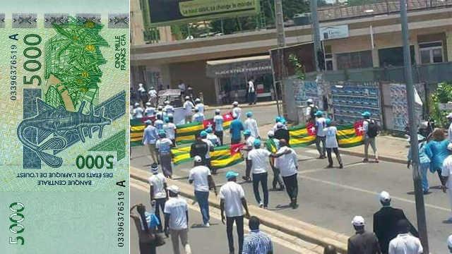 Togo : Pour quelques pièces d'argent !