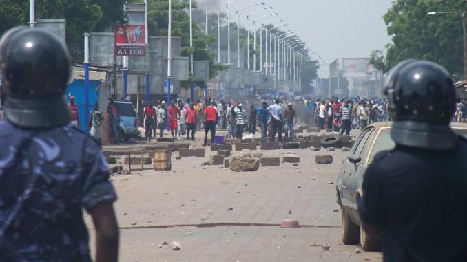 Togo un plan de coup d etat d nonc togotribune for Compagnie francaise d assurance pour le commerce exterieur