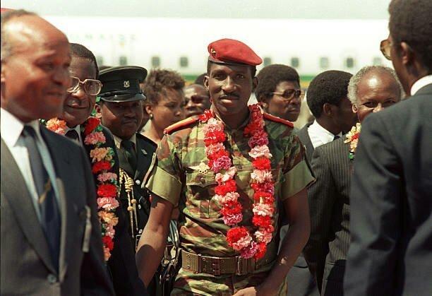 Des présidents Africains seraient derrière l'assassinat de Sankara (Enquête)