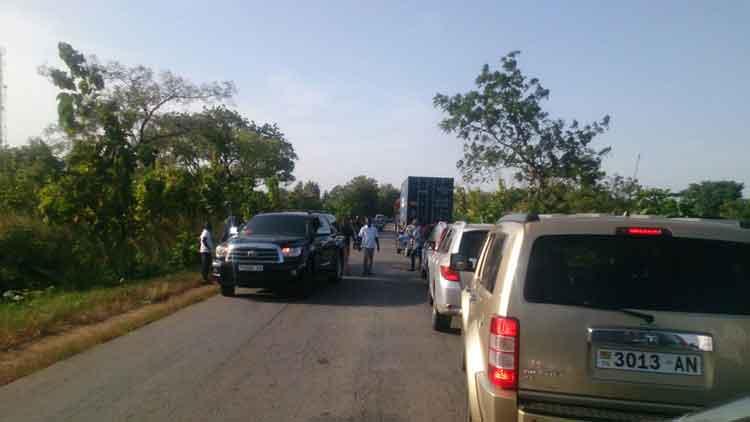Togo : Kara encore inaccessible à l'opposition 28 octobre 2017