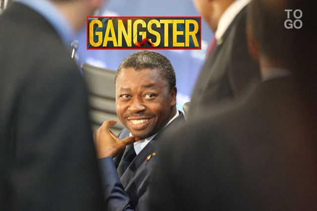 Togo : Gangstérisme d'Etat!