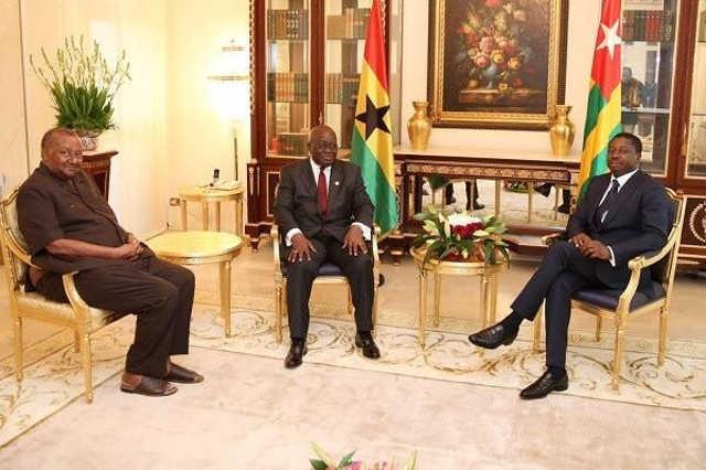 Togo : Le complot de Gilchrist Olympio contre la lutte pour l'Alternance.