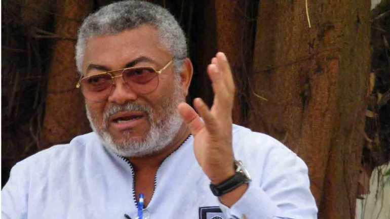 Togo/Crise: Jerry Rawlings lance un appel à Faure Gnassingbé à éviter toutes violences
