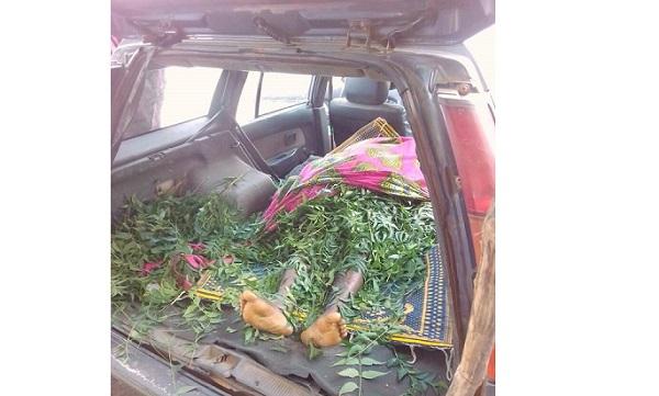 Les échauffourées ont fait un décès et des blessés graves à Sokodé 17 octobre 2017