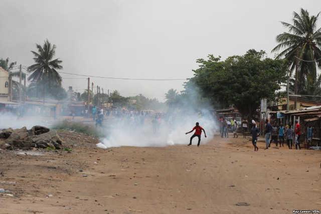 Les Togolais N'ont Plus Peur du Régime Répressif Criminel de Faure Gnassingbé. #MemePasPeur