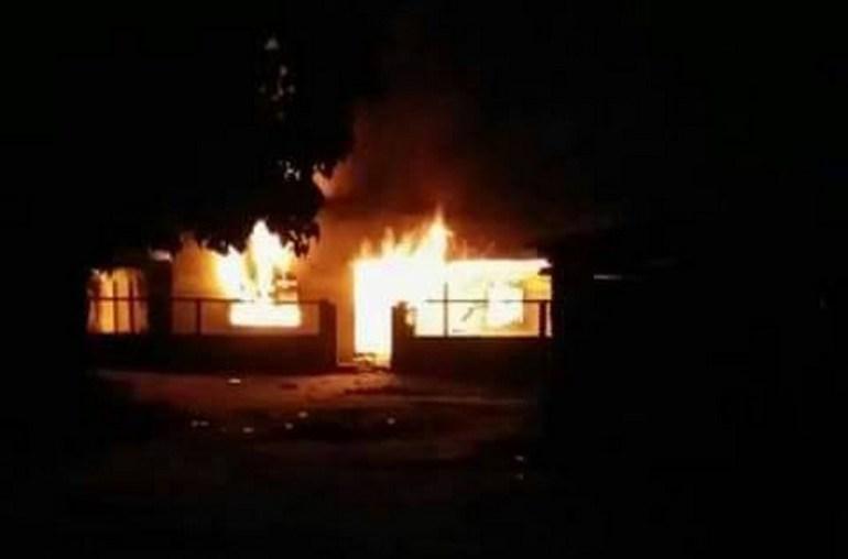 Togo / Sokodé a connu une nuit tumultueuse : édifices saccagées, grenades lacrymogènes, blessés graves !