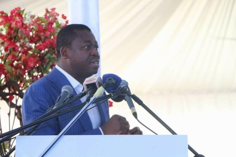 Togo / Un discours à cœur ouvert du président d'Unir, Faure Gnassingbé, à « ses » togolais…
