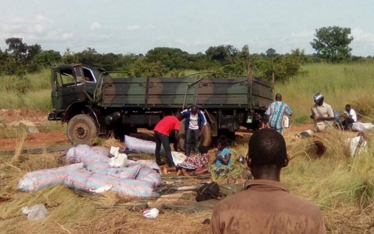 Togo: deux morts et plusieurs blessés dans un accident d'un camion militaire à Nyamasila