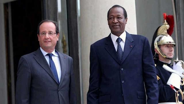 Quand François Hollande écrit une « Lettre d'Amour » à Blaise Compaoré !