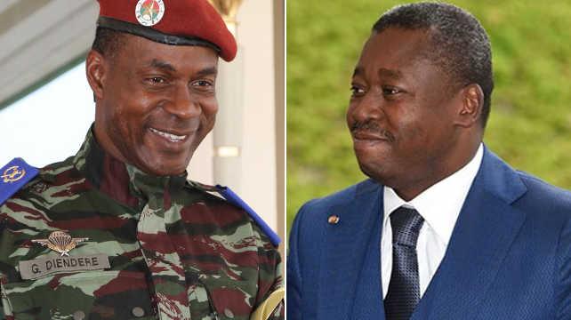 Burkina Faso : Le Togo de Faure Gnassingbé a soutenu les putschistes de Giendéré en 2015 !