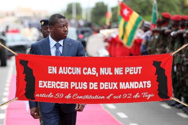 Togo, Crise politique : 13 des 15 chefs d'États des pays de la CEDEAO demandent le départ de Faure Gnassingbé du pouvoir !