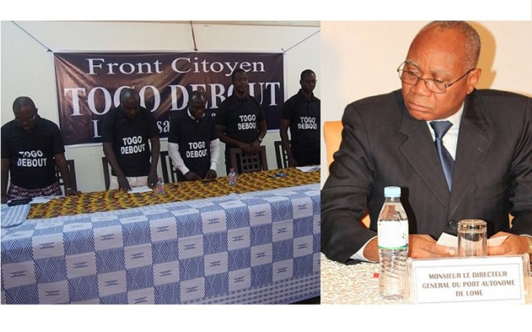 Togo: le contre-amiral Fogan Adégnon n'aime pas les concerts