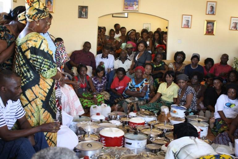 Togo / La découverte d'un lourd secret gâche une cérémonie de mariage à Dalavé
