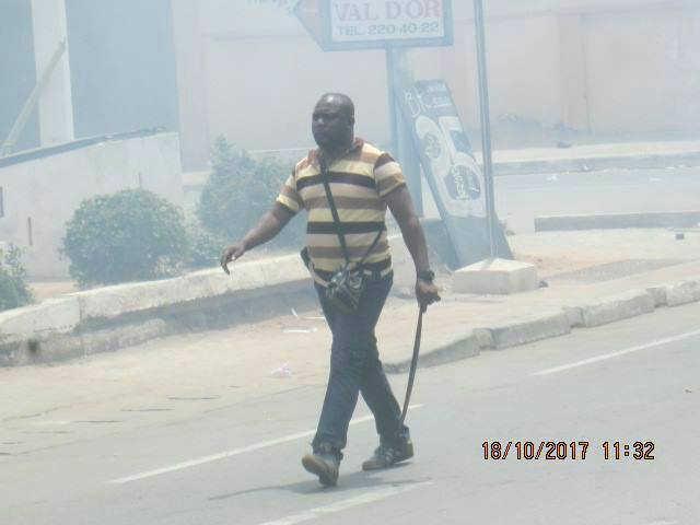 Togo, Un des miliciens tueurs du régime identifié : Wiyao Mazama