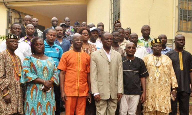 Des acteurs des Plateaux prennent connaissances des textes réglementant le secteur minier au Togo