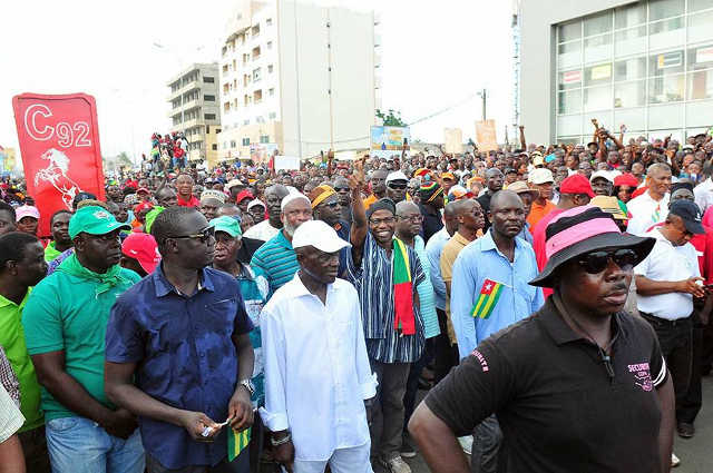Togo : 05 octobre bis repetita !