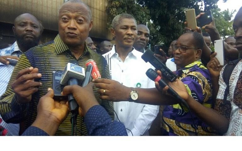 Togo/Les leaders de l'opposition solidaires avec Tikpi Atchadam