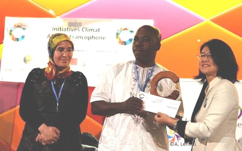 2ème édition des Trophées Initiatives Climat : Le projet de l'association ENPRO a séduit le jury ICAF