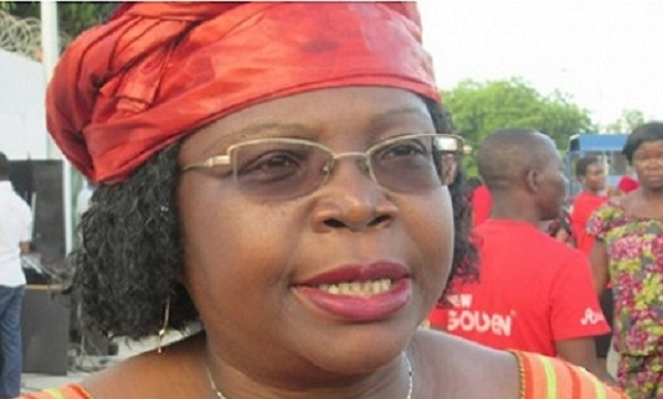 Brigitte Adjamagbo recadre Yark Damehame 19 novembre 2017
