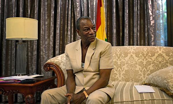 Départ de Faure Gnassingbé : Alpha Condé préfère ne pas s'en mêler 22 novembre 2017