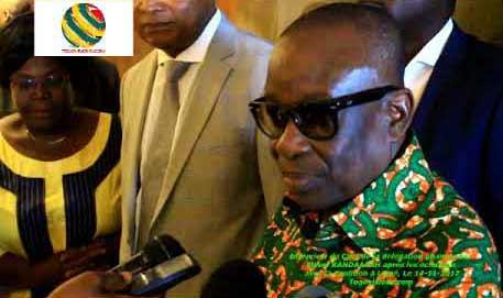Vous dites dialogue? Un Togolais parle de traquenard 16 novembre 2017