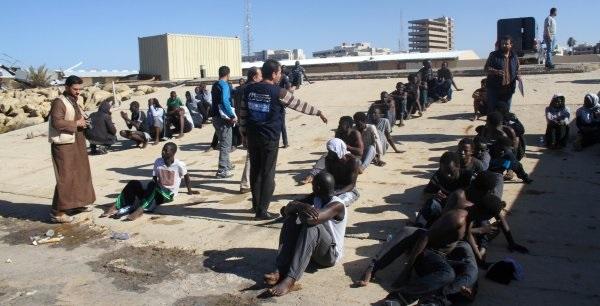 Les solutions à l'esclavage en Lybie… 21 novembre 2017