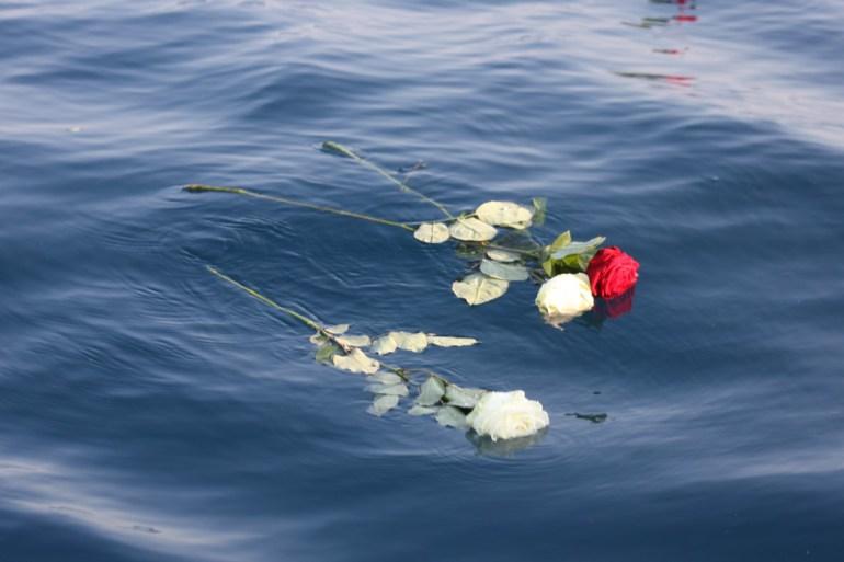 Un geste en mémoire des marins disparus au Togo