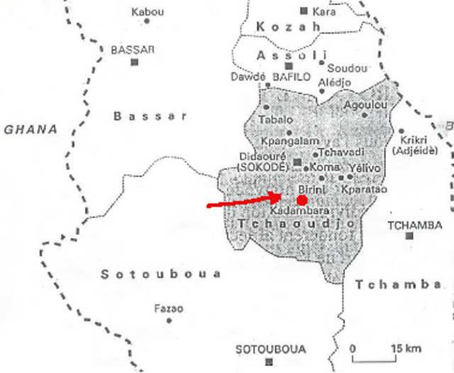 Togo, Problèmes fonciers à Tchaoudjo : Des terres injustement arrachées au canton de Kadambara.