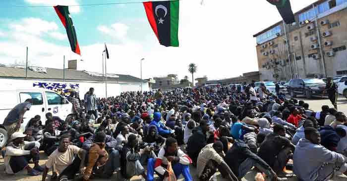 CHRONIQUE DE ANANI FIFA – ESCLAVAGE EN LIBYE : SORTIES HYPOCRITES DES CHEFS D'ETATS AFRICAINS 21 novembre 2017