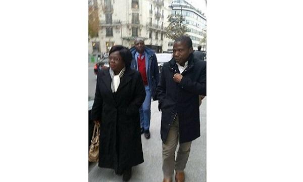 La délégation de l'opposition fait le compte-rendu de sa rencontre avec Alpha Condé 23 novembre 2017
