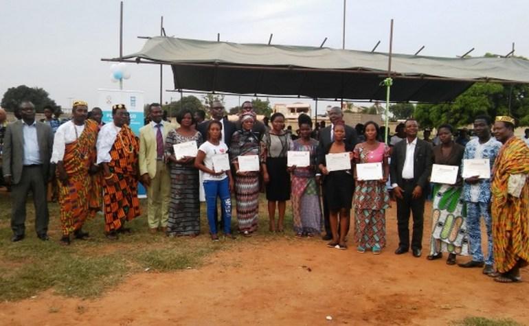 Créer et gérer son activité génératrice de revenus, 108 femmes formées par l'ANADEB