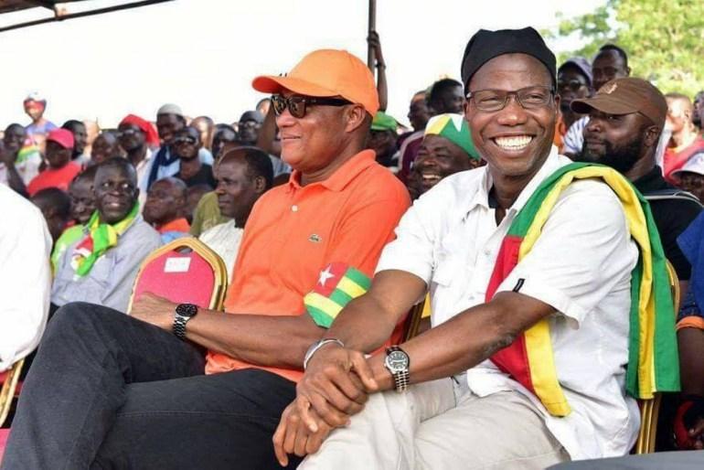 Togo / « Continuez à nous faire confiance. Nous ne vous trahirons jamais » : Un pacte d'assurance entre la coalition des 14 et les manifestants