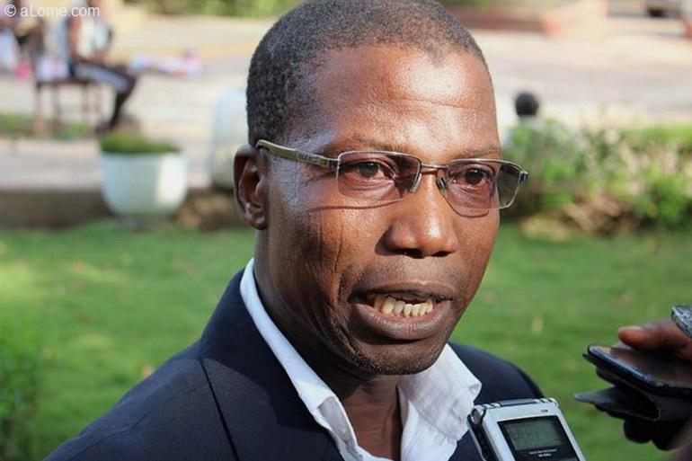 Togo / Tikpi Atchadam appelle les populations à manifester «assi gbalo» (mains nues, en Ewé)