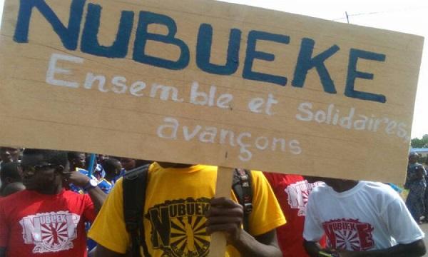 "Les Togolais du Canada exigent la libération des trois membres de ""NUBUEKE"" 12 novembre 2017"
