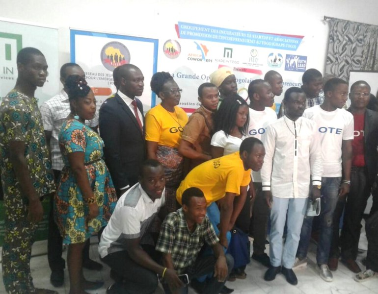 Acte II de la GOTE : Entrepreneurs togolais, acteurs de développement de leurs communautés