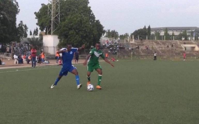 La défaite de l'AS Togo Port est due au manque de «concentration» des joueurs, le coach