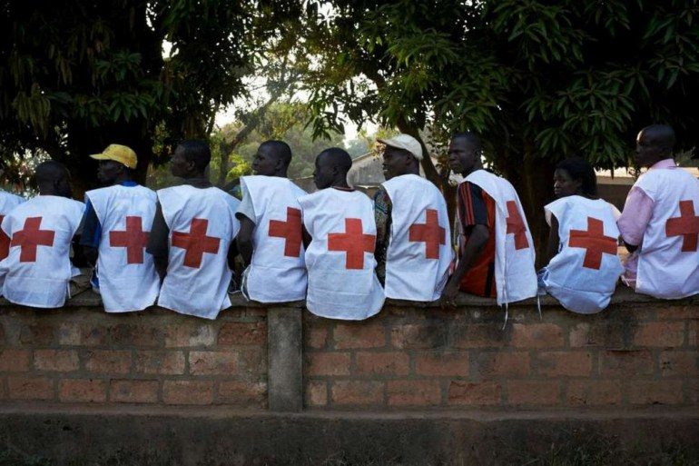 Le CICR se dévoile au public en cette période de crise au Togo