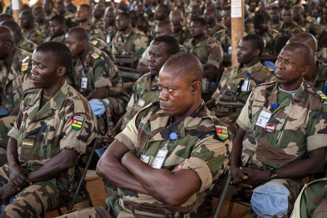 Togo, Forces Armées Togolaises : Deux officiers supérieurs interdits d'une mission au Darfour par l'ONU
