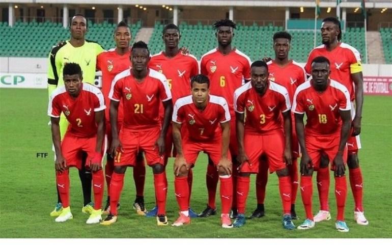 Éliminatoires CAN 2019 : Des modifications dans le calendrier des Eperviers du Togo