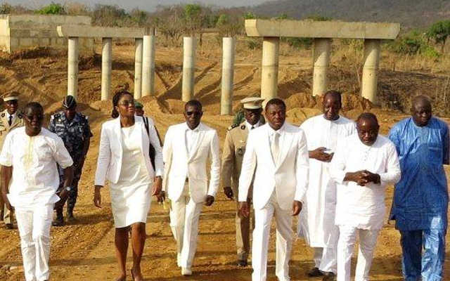 Togo : Il viendra un temps où Faure Gnassingbé inaugurera des WC publics avec les prêts de l'UEMOA, du FMI, et de la Banque Mondiale…!