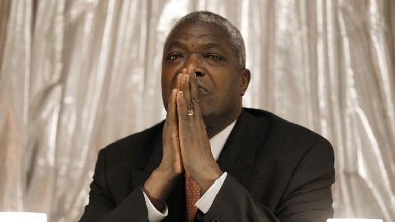 Kofi Yamgnane s'adresse à l'Armée Togolaise